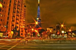 Tokyo never stands still