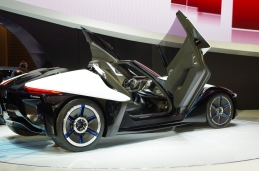 Nissan Bladeglider So awesome